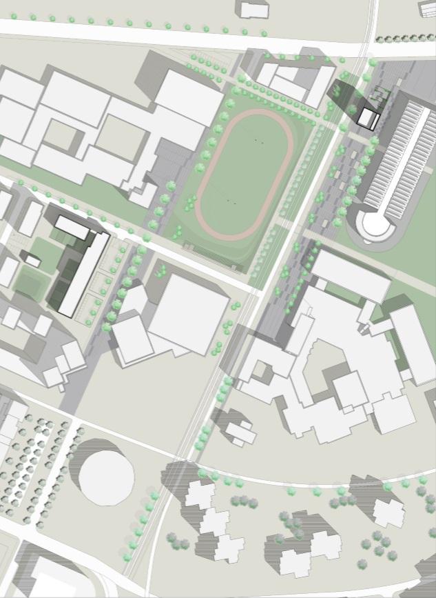 Projet urbain pour le grand projet de ville de Vaulx-en-Velin